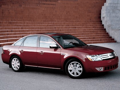 2008 Ford Five Hundred Limited 3
