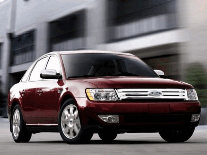 2008 Ford Five Hundred Limited 4