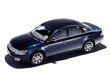 2008 Ford Five Hundred Limited 10