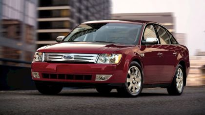 2008 Ford Five Hundred Limited 9
