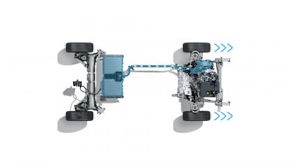 2020 Renault Mégane E-Tech plug-in 9