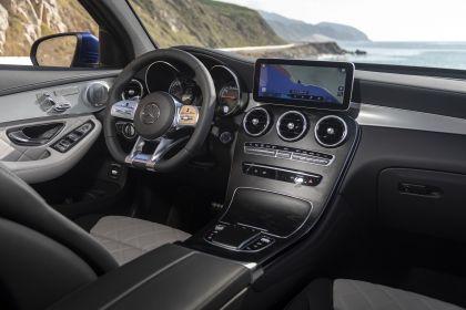 2020 Mercedes-AMG GLC 43 4Matic coupé - USA version 56