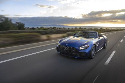 2020 Mercedes-AMG GT R roadster - USA version 45