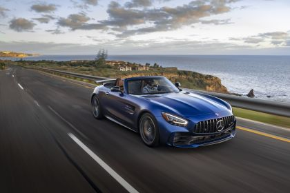 2020 Mercedes-AMG GT R roadster - USA version 46