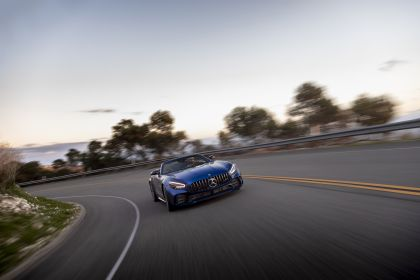 2020 Mercedes-AMG GT R roadster - USA version 62