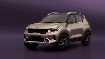 2020 Kia Sonet concept 2