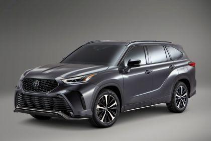 2021 Toyota Highlander XSE 1