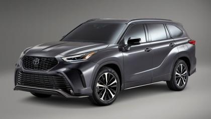 2021 Toyota Highlander XSE 3