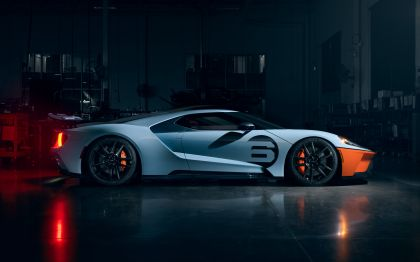 2020 Ford GT Gulf Racing Heritage Edition 1