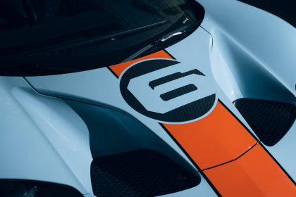 2020 Ford GT Gulf Racing Heritage Edition 2