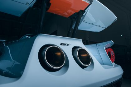 2020 Ford GT Gulf Racing Heritage Edition 4