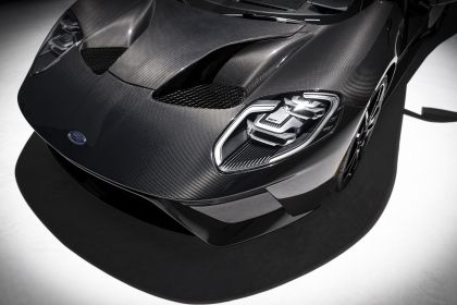2020 Ford GT Liquid Carbon 8