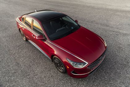 2020 Hyundai Sonata Hybrid 7