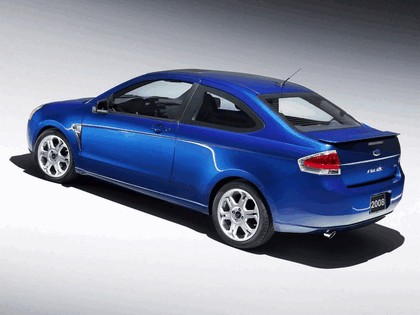 2008 Ford Focus coupé SEL 6