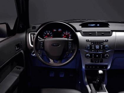 2008 Ford Focus coupé SEL 10