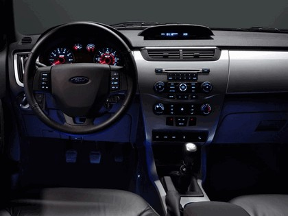 2008 Ford Focus coupé SEL 11