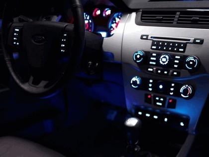 2008 Ford Focus coupé SEL 12