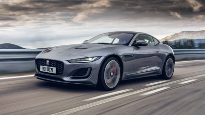2021 Jaguar F-Type P300 4