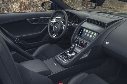 2021 Jaguar F-Type convertible P300 19