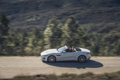 2021 Jaguar F-Type convertible P450 41