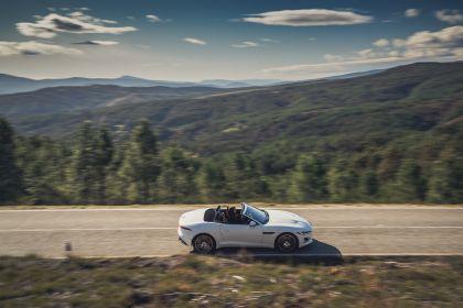 2021 Jaguar F-Type convertible P450 42