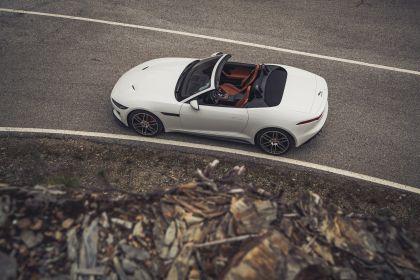 2021 Jaguar F-Type convertible P450 48