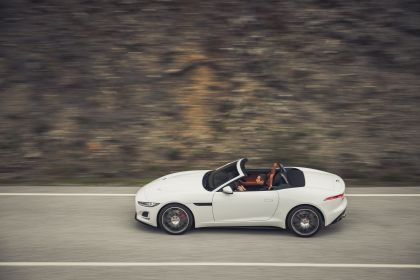 2021 Jaguar F-Type convertible P450 49