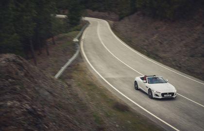 2021 Jaguar F-Type convertible P450 50