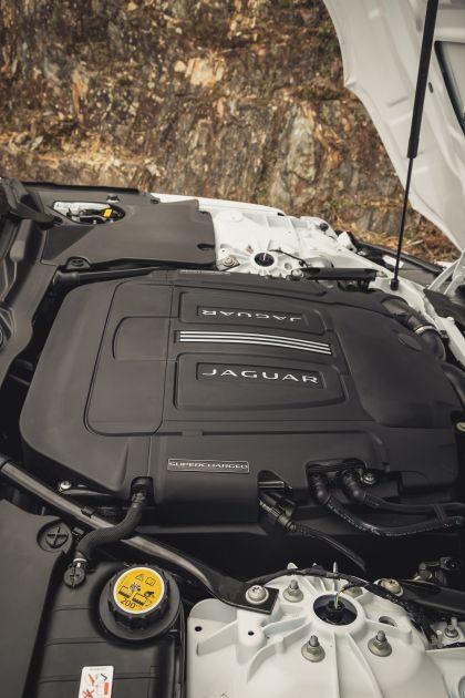 2021 Jaguar F-Type convertible P450 58