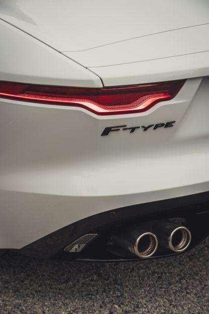 2021 Jaguar F-Type convertible P450 61