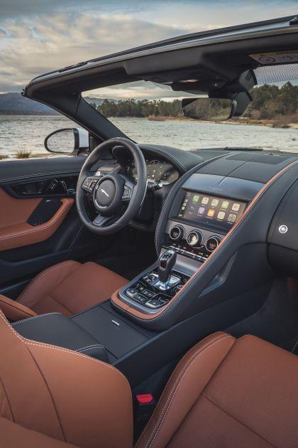 2021 Jaguar F-Type convertible P450 69
