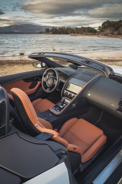 2021 Jaguar F-Type convertible P450 70