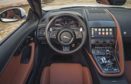 2021 Jaguar F-Type convertible P450 71
