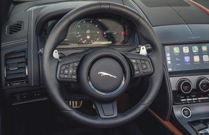 2021 Jaguar F-Type convertible P450 72
