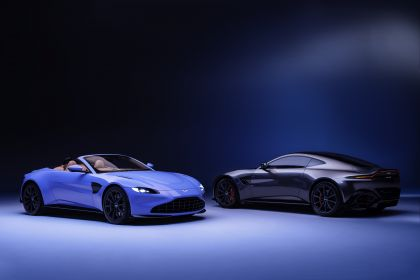2021 Aston Martin Vantage roadster 8