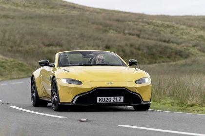 2021 Aston Martin Vantage roadster 45