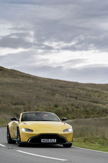 2021 Aston Martin Vantage roadster 48