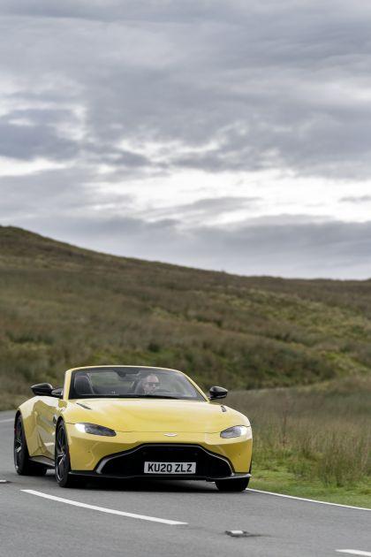 2021 Aston Martin Vantage roadster 49