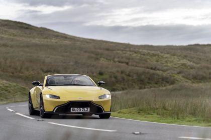 2021 Aston Martin Vantage roadster 50