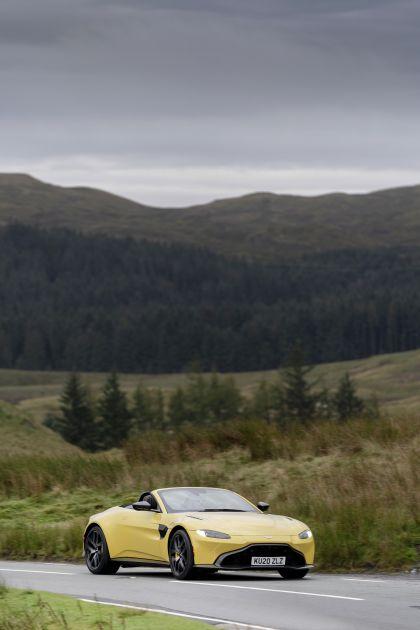 2021 Aston Martin Vantage roadster 53