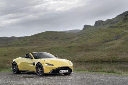 2021 Aston Martin Vantage roadster 55