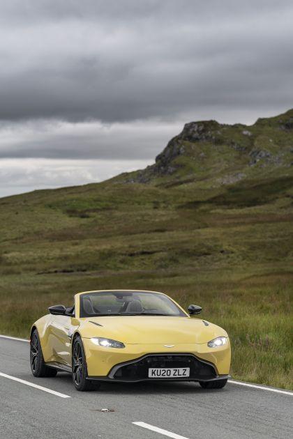 2021 Aston Martin Vantage roadster 63