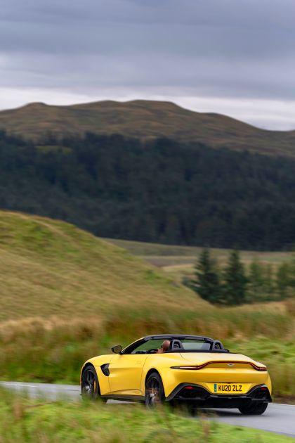 2021 Aston Martin Vantage roadster 72