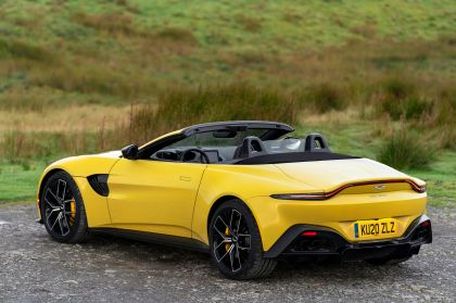 2021 Aston Martin Vantage roadster 75
