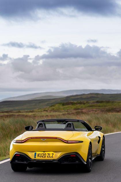 2021 Aston Martin Vantage roadster 78