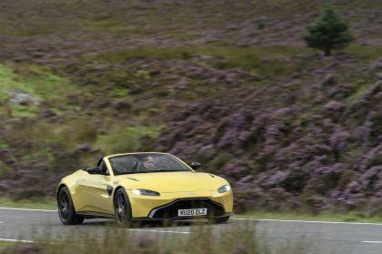 2021 Aston Martin Vantage roadster 96