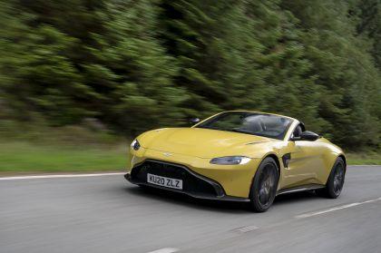 2021 Aston Martin Vantage roadster 100