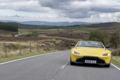 2021 Aston Martin Vantage roadster 102