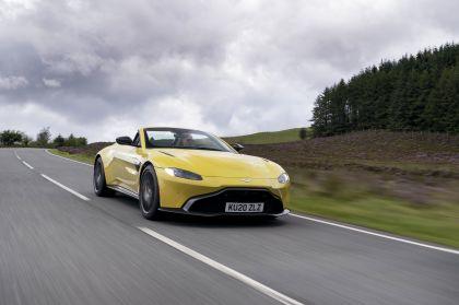 2021 Aston Martin Vantage roadster 103