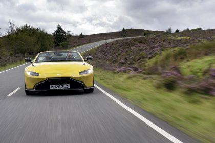 2021 Aston Martin Vantage roadster 104